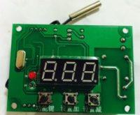 Digital Thermostat Module Model XH-W1801