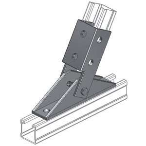 Hinge connecting part