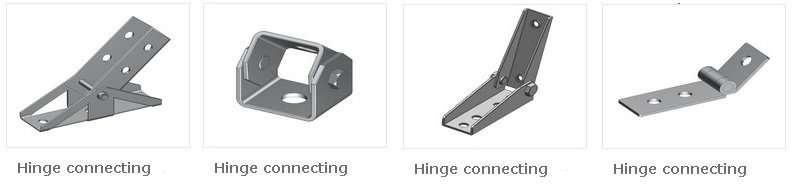Hinge-connecting-parts