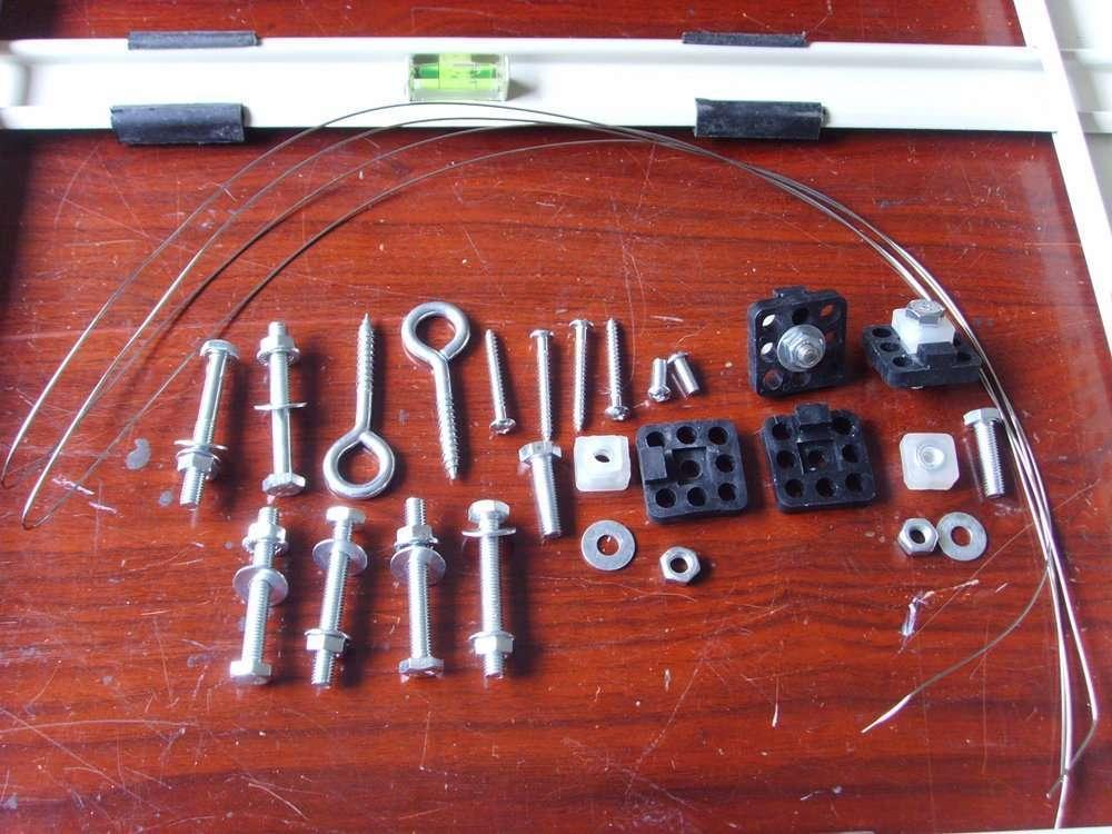 Model C accessories