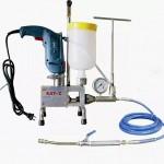 Polyurethane and epoxy Injection Equipment