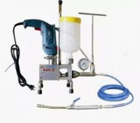 Polyurethane and epoxy Injection Equipment
