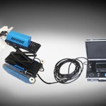 Rectangle Duct Cleaning scrolling Robot