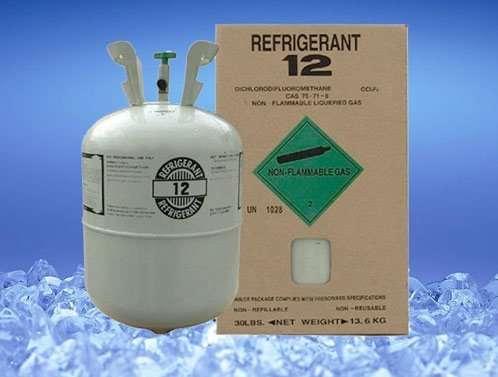 Refrigerant Gas R12