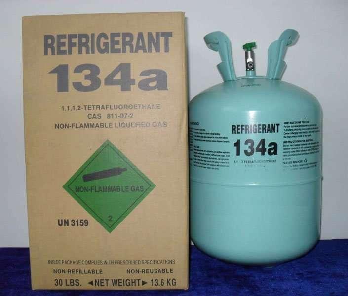 Refrigerant-Gas-R134A