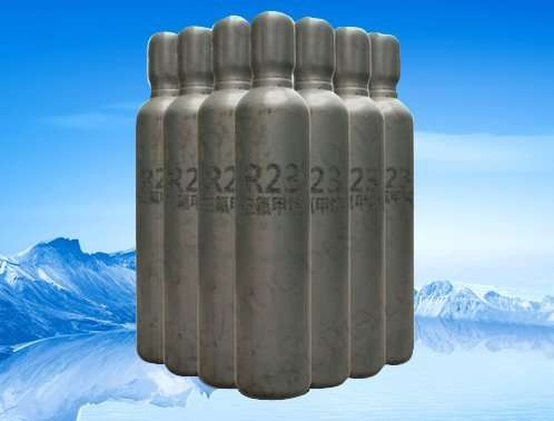 Refrigerant Gas R23