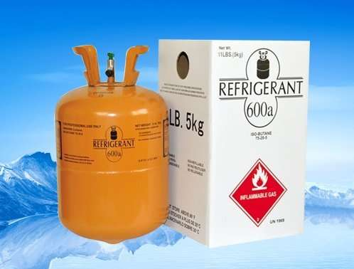 Refrigerant Gas R600a Manufacturer Supplier China