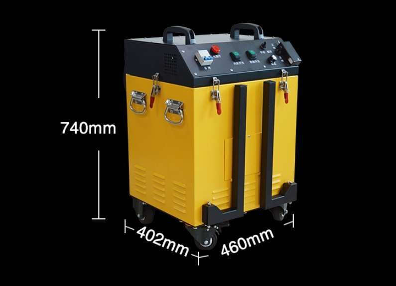 Rotary brush with dust vacuum extractor 2 in 1 air duct cleaning machine 14