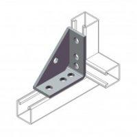 Unistrut Channel Corner Connecting Angle Bracket