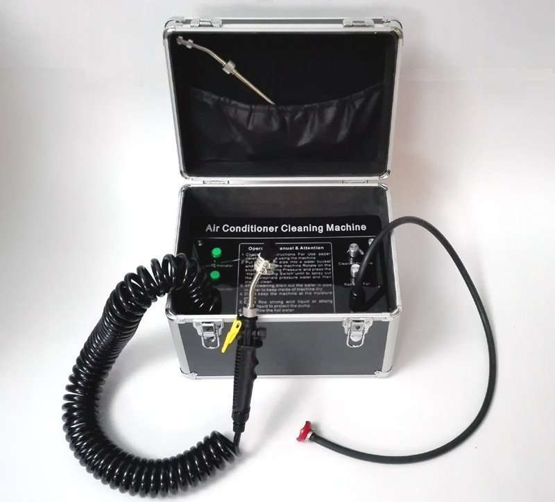 Air Cleaning Units : Air conditioner cleaning equipment ac machine kit
