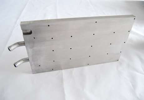 water cooling block 240x138.5x14mm
