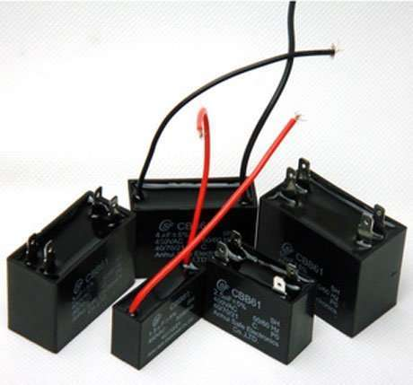 Air Conditioner Fan capacitor