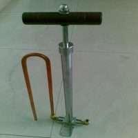 Manual Max-Flow Deluxe Oil Pump