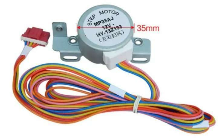 Air Conditioner Synchronous Motor, Indoor Unit Swing Motor 34