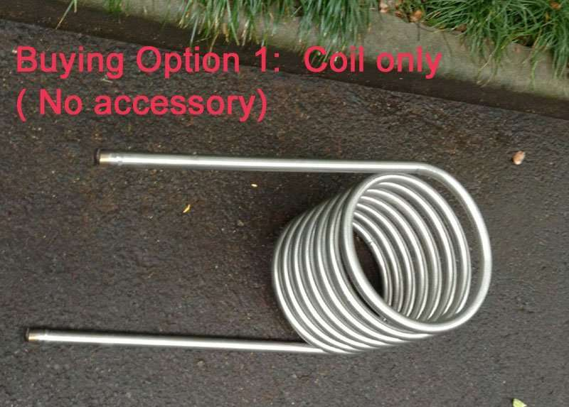 hot tub coil option 1