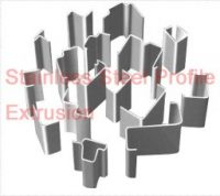 Stainless Steel Profile Extrusion Fabrication