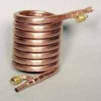 Tube in tube heat exchanger
