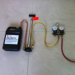 usage for Manual Oil Pump