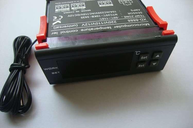 110V digital thermostat