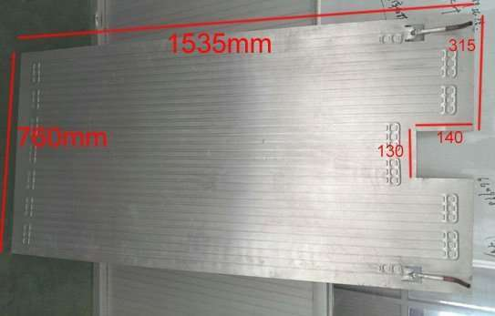1535x760mm-PVT-Panel thermal absorber