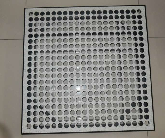 High Velocity airflow Grate