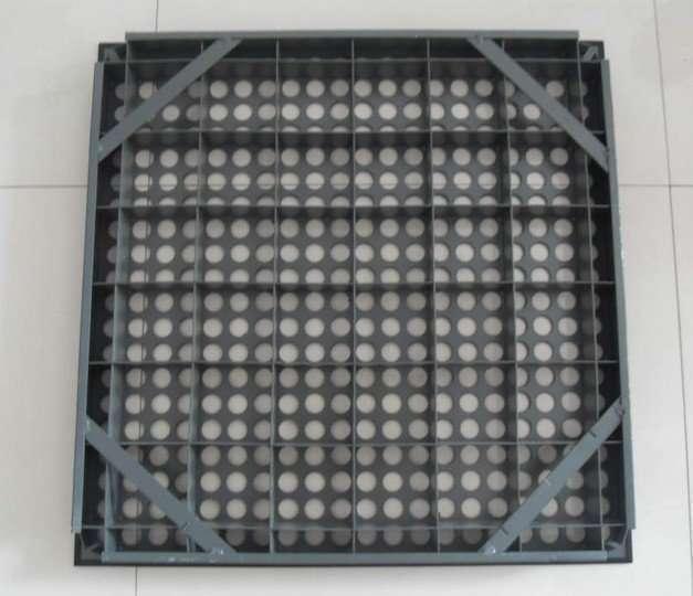 High Velocity ventilation  Grate
