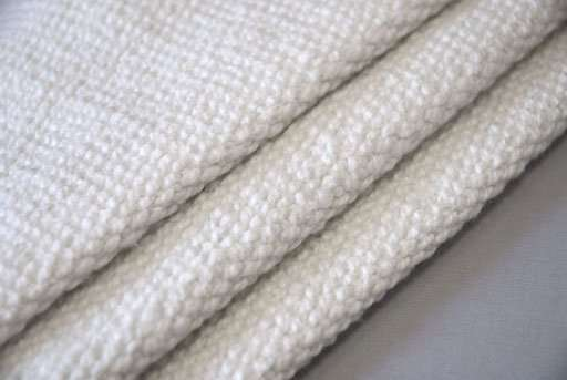 High temperature standing flexible fabric
