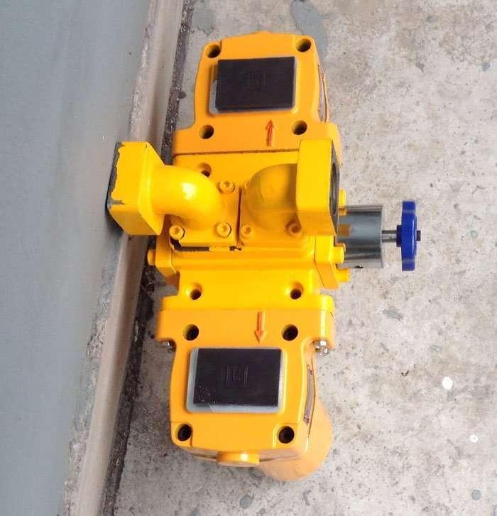 Oil Pressure Filter  Duplex type