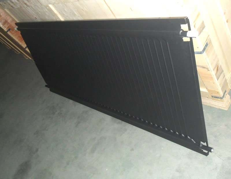 aluminium-collector solar panel