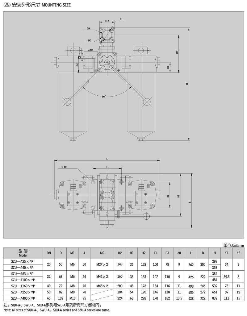oil-filter-specification
