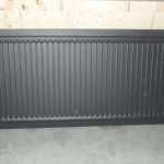 solar collector aluminium panel