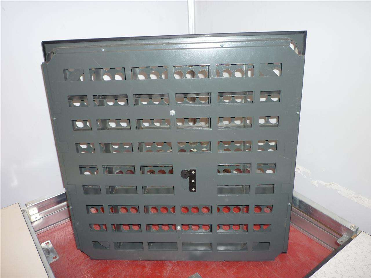 with damper High Velocity Grate