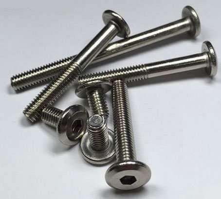 Stainless-Steel-Flathead-Bolt