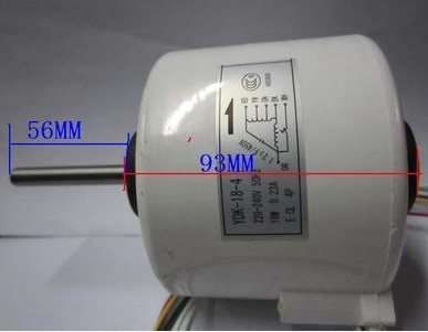 Air Conditioner Fan Motor Ydk 18 4 Manufacturer Supplier China