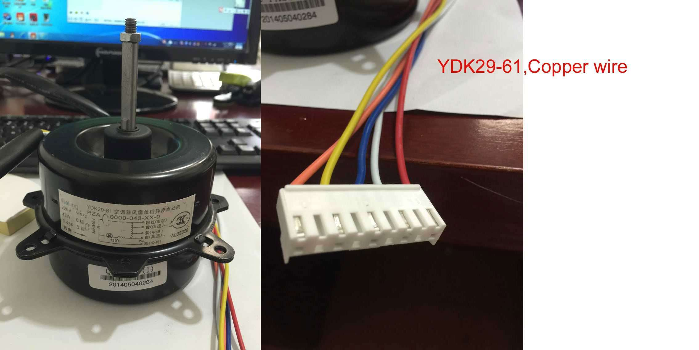 YDK29-61-copper-wire