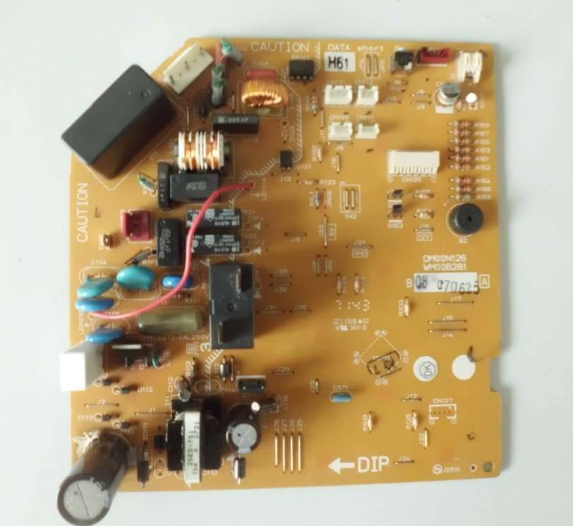 Mitsubishi Air Conditioner Dm00n126 Wm00b281 Main Pcb Board