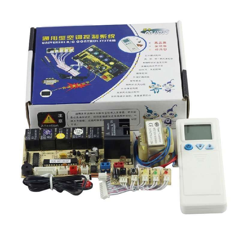 Universal Air conditioner control system QD-U03C manufacturer ...