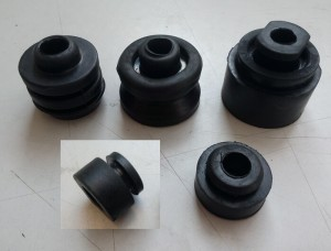 Rubber Grommets For Refrigeration Compressor,Air Conditioner Compressor Rubber Damper Feet