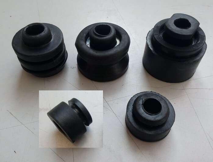 Rubber Grommets For Refrigeration Compressor
