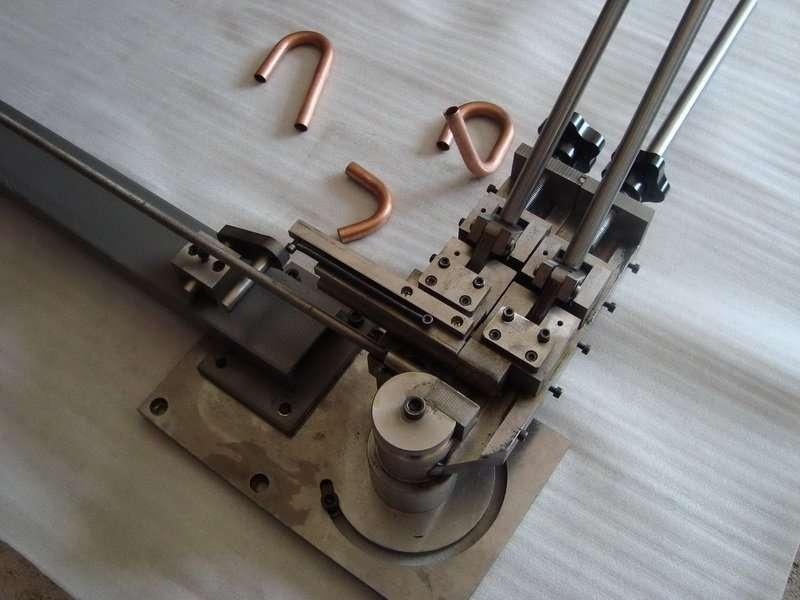 Manual Hairpin Tube Bender,Manual pipe bender with Mandrel9