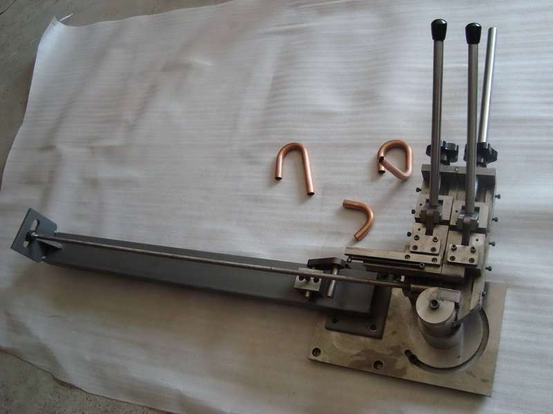 Manual machine for Tube Bending