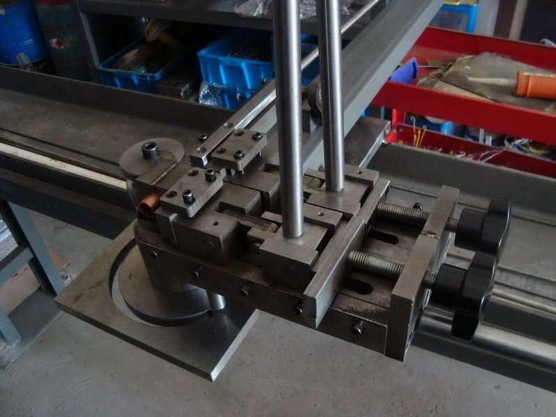 Manual pipe bending equipment with Mandrel