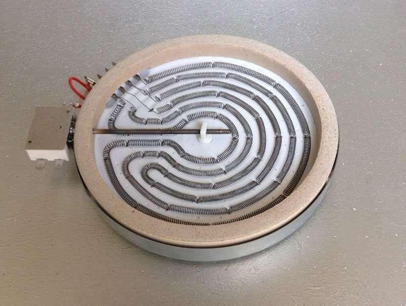 Webo Heating Radiant Plate HL-F200C dia 200mm