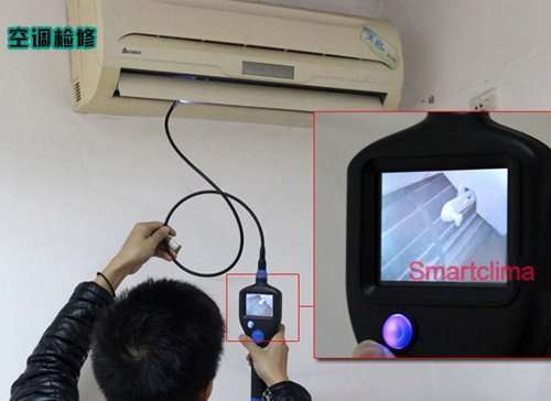 Air Conditioner Cleaning Detection Instrument