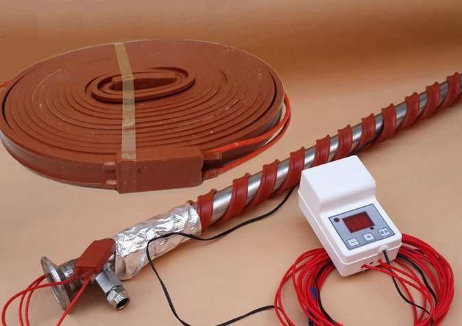 Smartclima water pipe warm heater for How to pipe a water heater