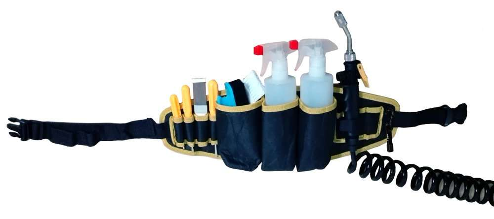 Waist Tool Bag for cleaning Air Conditioner system