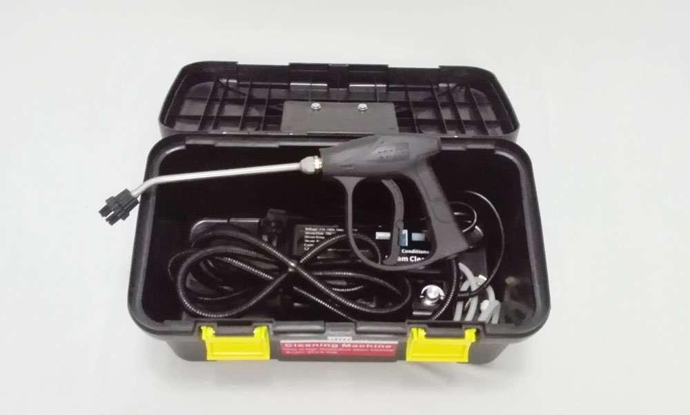 Air Conditioner vapor cleaning machine 6