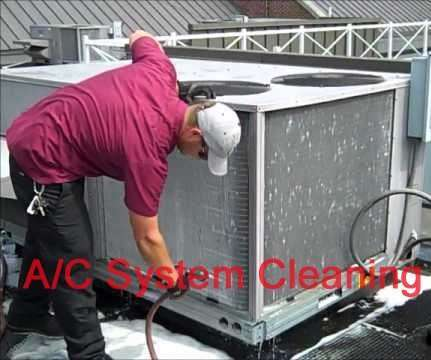 Air Conditioner Cleaning Machines And Tools