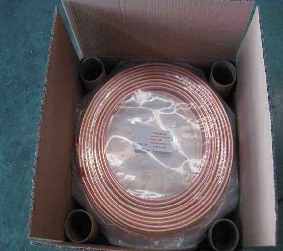R410a-Copper-Pancake-Coil