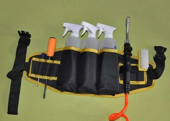 Waist Tool Bag for Air Conditioner Cleaning